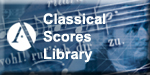 Classical Scores Library